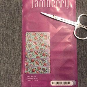 Jamberry Dia De Los Muertos Sugar Skulls